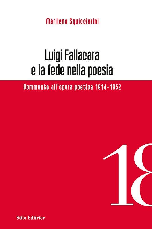 Luigi Fallacara e la fede nella poesia